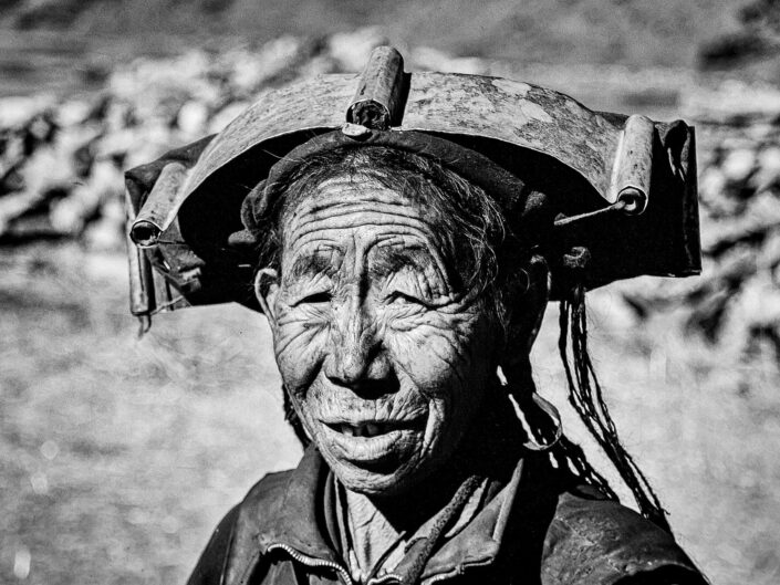 Faces of the world